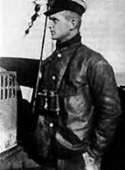 Young Karl Doenitz